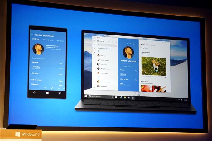 Windows 10 budete moci odemknout nositelným zařízením