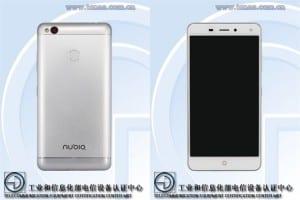 ZTE Nubia NX541J