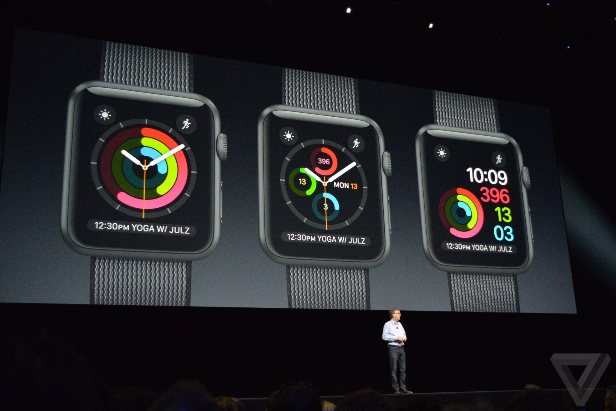 Apple představil watchOS 3 – ve znamení optimalizace