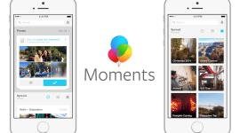 Facebook nutí uživatele instalovat Moments
