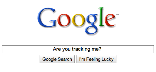 Jak Google sleduje své uživatele?