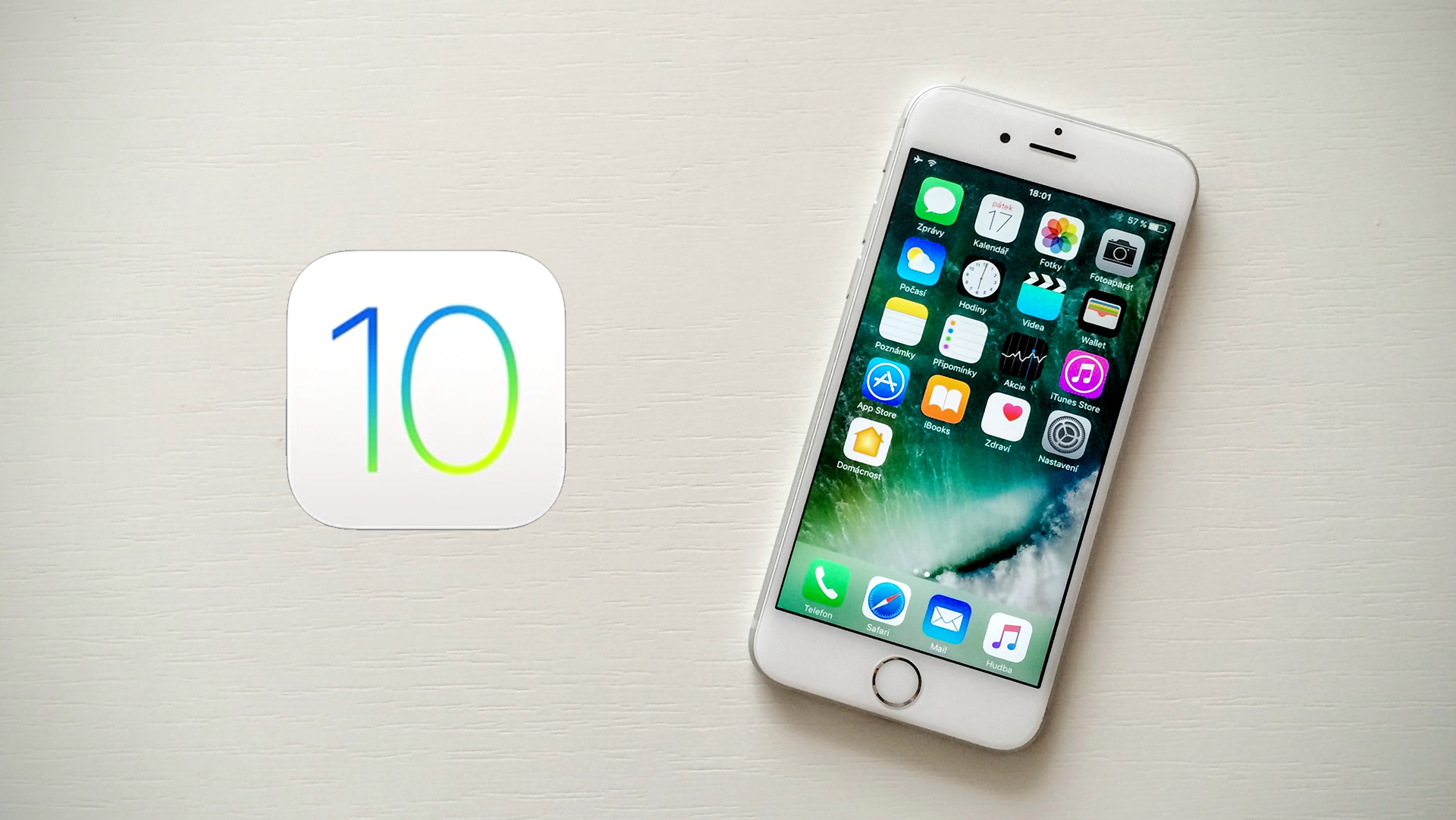 Apple oficiálně uvolnil iOS 10.1