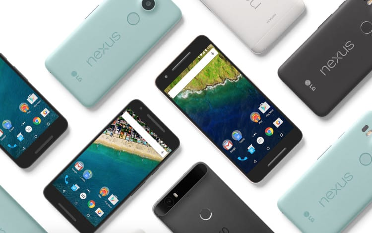 Nexus od HTC
