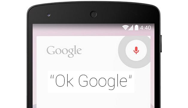 OK Google – seznam snad všech příkazů