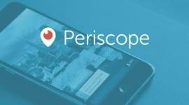 Twitter – Periscope všude a pro každého