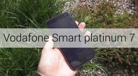 Vodafone Smart platinum 7 - první pohled