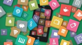 Globální hodnota stažených aplikací dosáhla v loňském roce 175 miliard