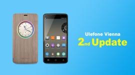 Ulefone Vienna získává aktualizaci aneb i čínský výrobce umí nabídnout to, co velké firmy