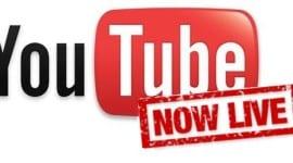 Živé vysílání na YouTube nyní bez omezení a pro každého [aktualizováno]