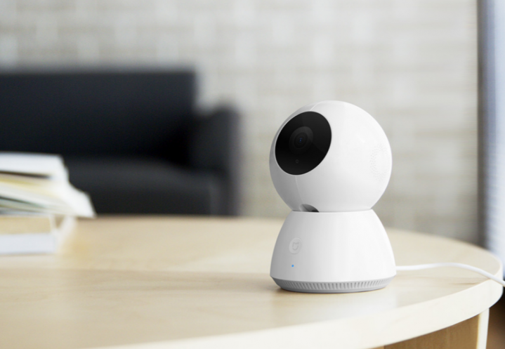 Xiaomi představilo Mi Smart Camera