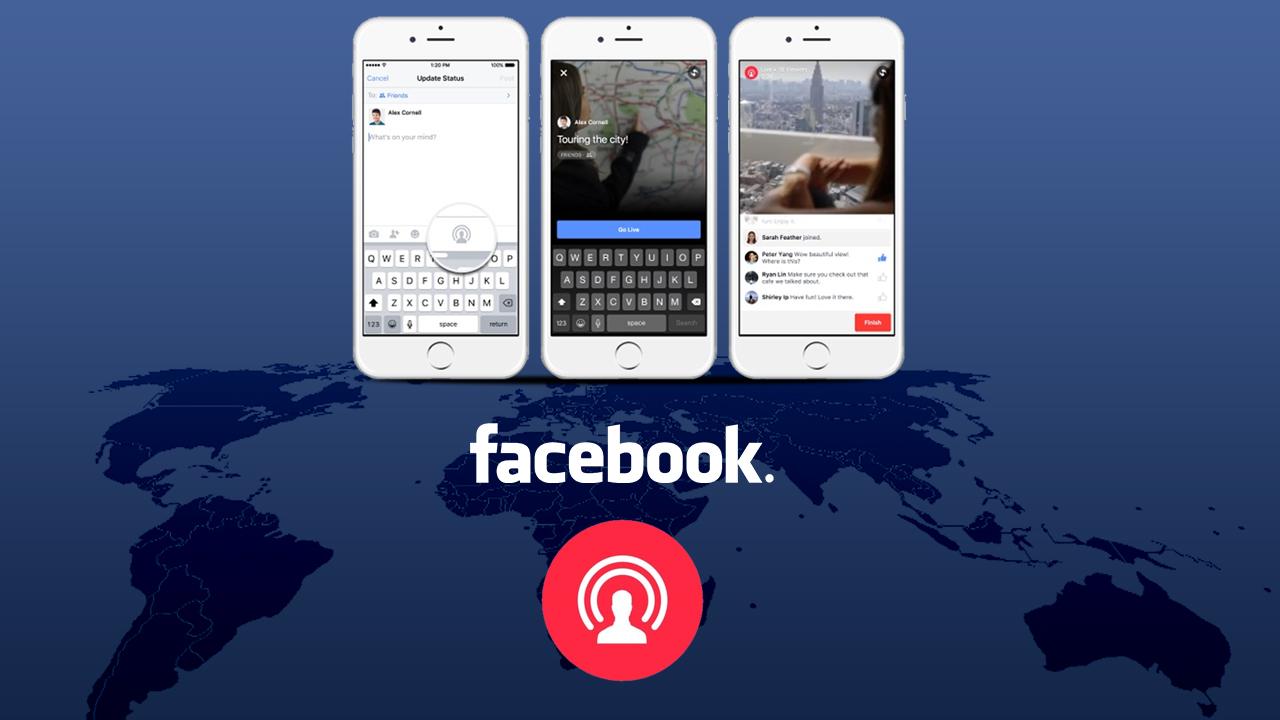 Facebook Live – delší přenosy a klidnější sledování