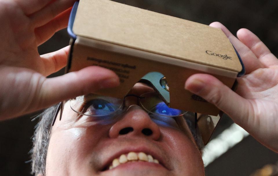 Google zrušil projekt na vlastní high-end VR řešení