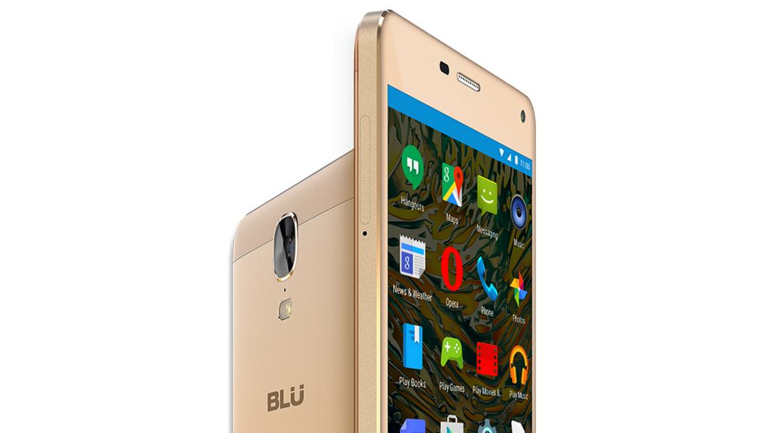Blu oficiálně představil model Energy XL