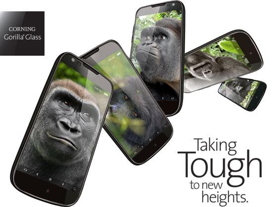 Corning představilo Gorilla Glass 5
