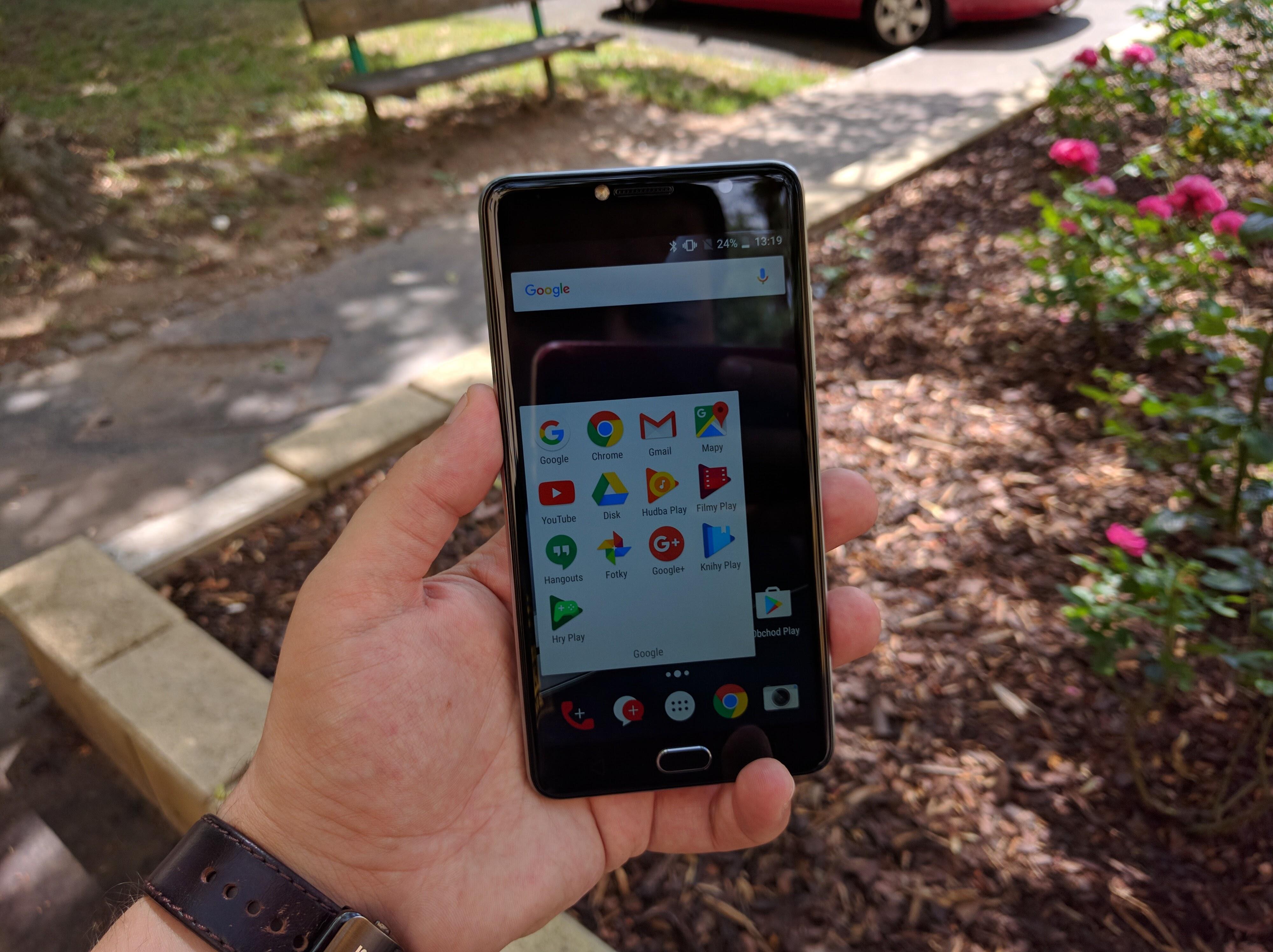 Vodafone Smart Ultra 7 – čistý Android není vše [recenze]