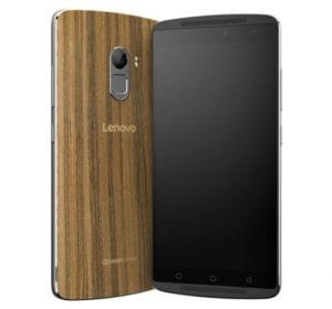 K4 Note Wooden Edition