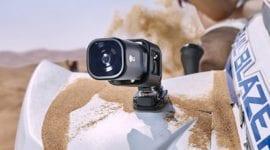 LG Action CAM LTE - akční kamera s podporou YouTube Live