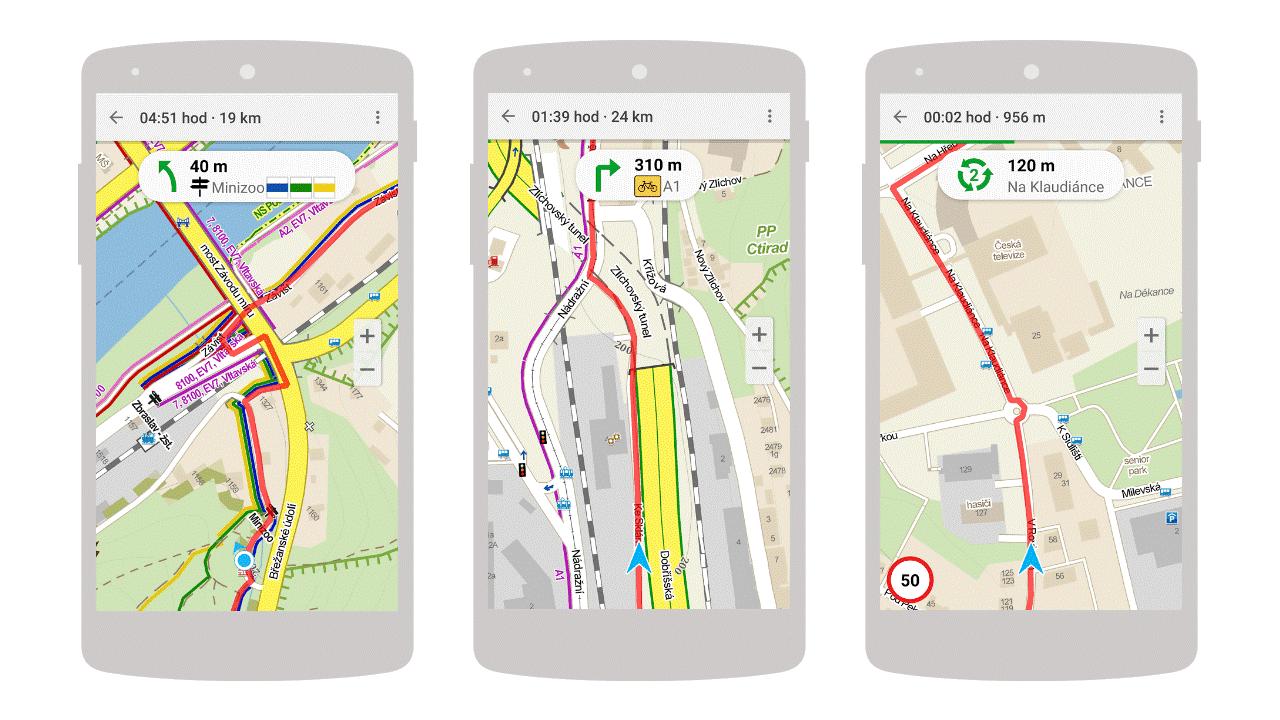Turistická navigace Mapy.cz – veřejné testování