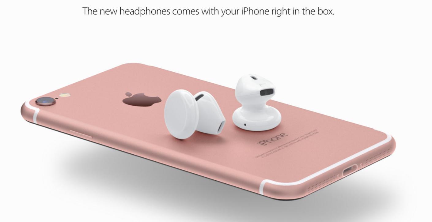 Apple AirPods – bezdrátová verze EarPods [spekulace]