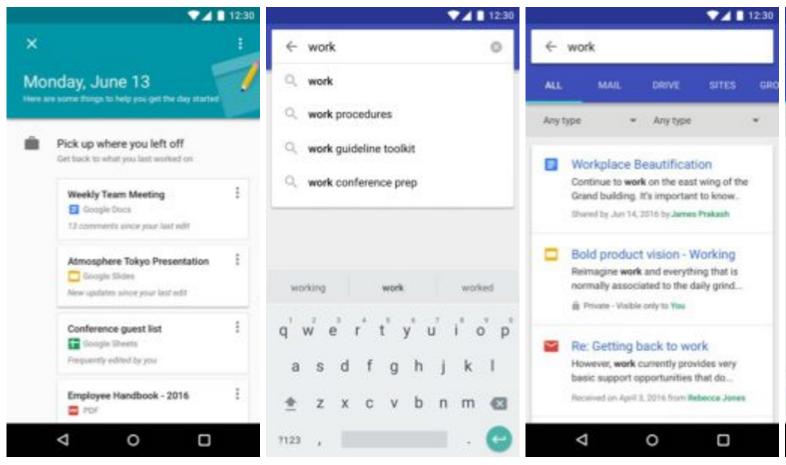 Google Springboard – novinka pro Google Apps