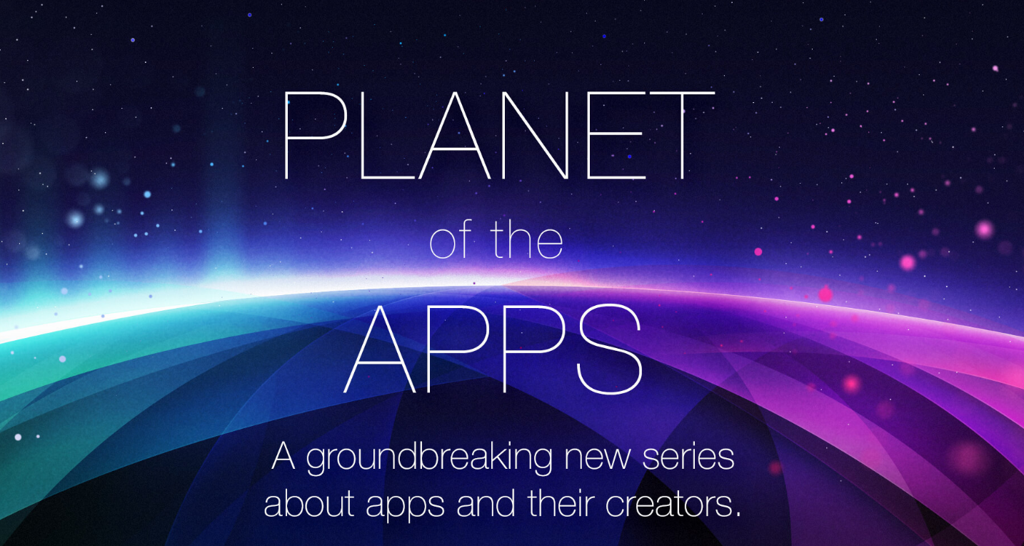 Planet of the Apps – reality show od Applu