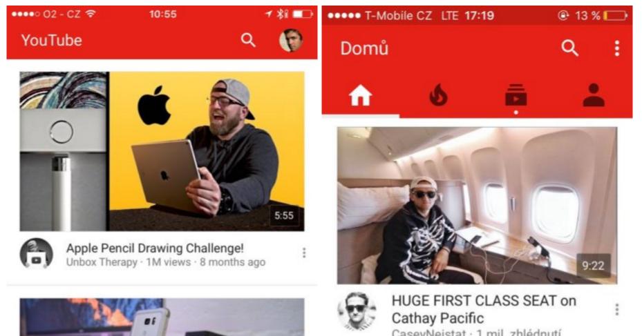 Youtube v novém kabátu? [aktualizováno]