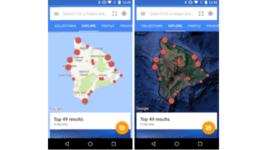 Street View – satelitní mód a najmutí fotografa