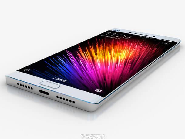 Xiaomi Mi Note 2 – tři verze, jedna se zahnutým displejem [aktualizováno]