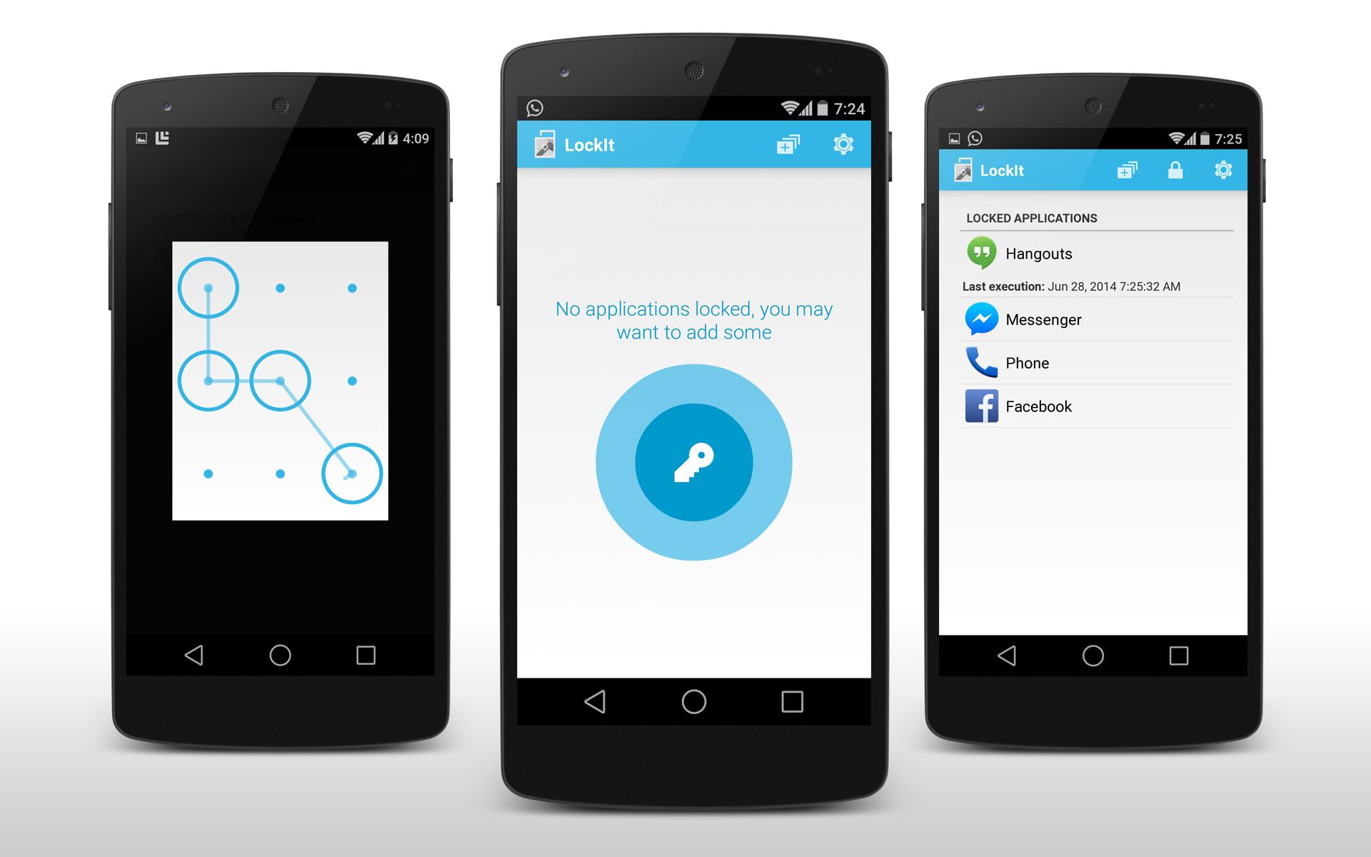 Zabezpečte si svého Androida proti slídilům pomocí aplikace LockIt
