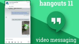 Hangouts 11 pro Android i iOS [aktualizováno]