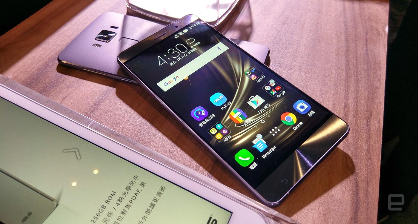 Asus Zenfone 3 Deluxe – první se Snapdragonem 821