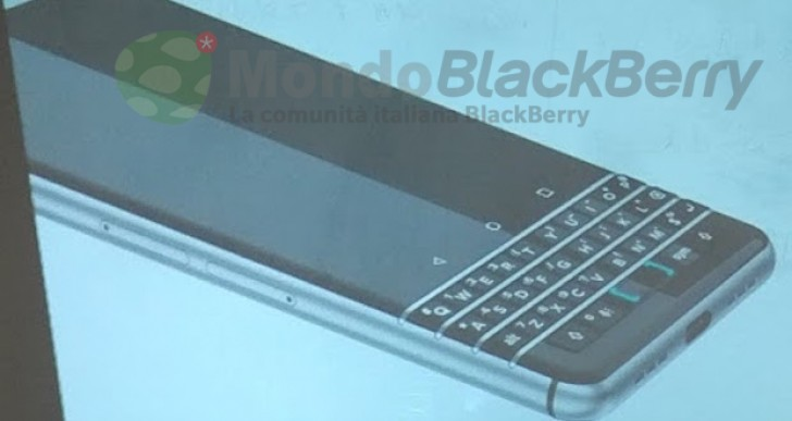 Blackberry pracuje na modelech Neon, Argon a Mercury