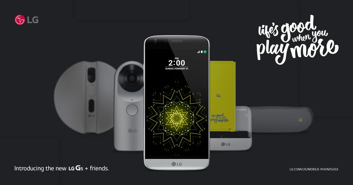 """LG G5 má své """"oběti"""" ve vedení společnosti"""