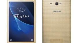 Samsung Galaxy Tab J – základní model představen