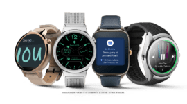 Android Wear 2.0 Developer Preview 2