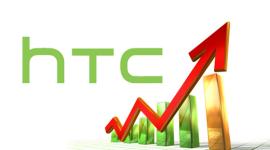 HTC – první nárůst tržeb po třech letech