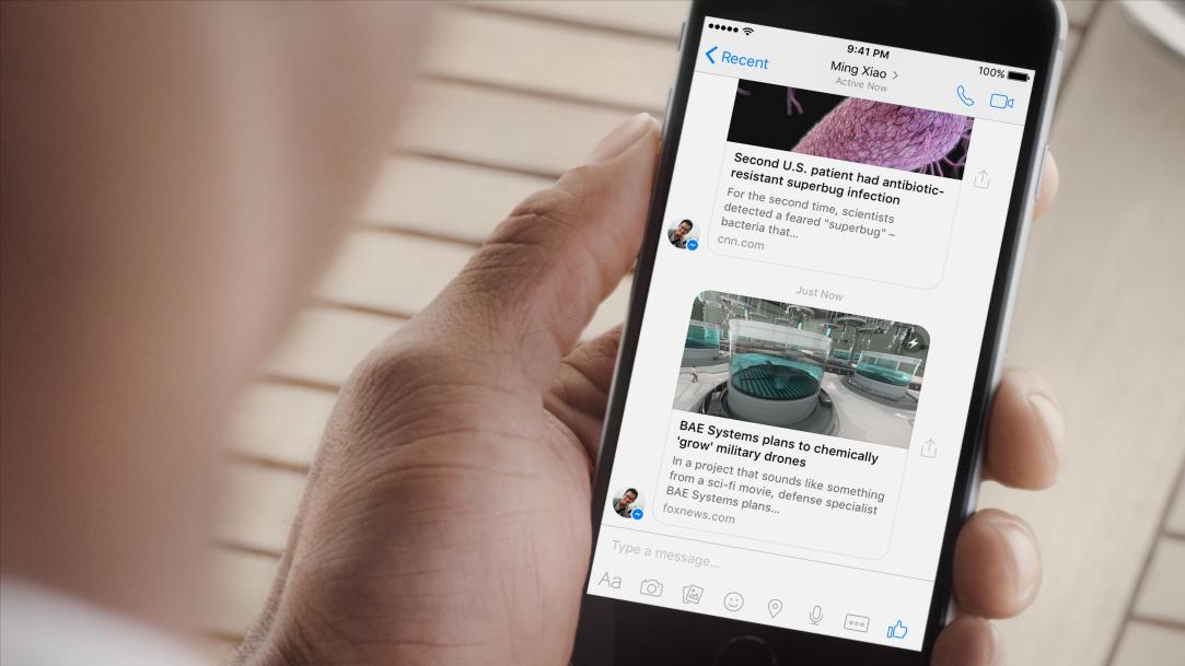 Facebook rozšiřuje dostupnost Instant Articles