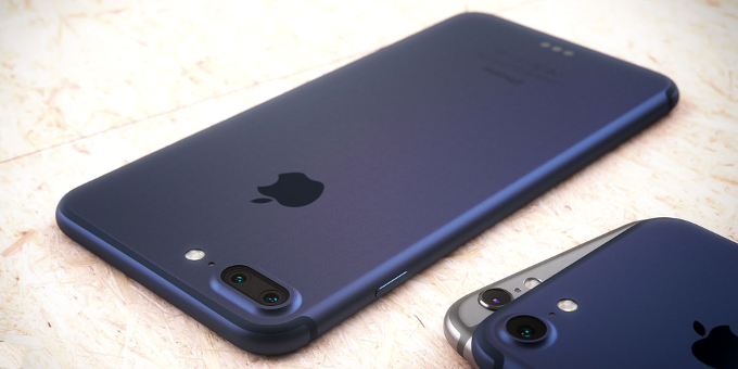iPhone 7 se objevuje na dalších několika fotkách