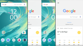 Google Now přichází na Xperie