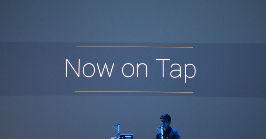 Google Now on Tap umožní překlad v aplikacích