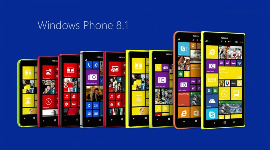 Windows Phone 8.1 čeká aktualizace GDR1 – přináší několik novinek