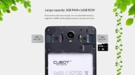 Cubot Max – 3 GB RAM, Android Marshmallow a velká baterie [sponzorovaný článek]