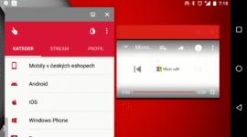 Android – více spuštěných oken bez rootu