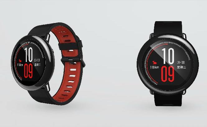 Nové chytré hodinky AMAZFIT od Huami