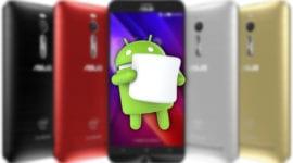 Asus ZenFone 2 (ZE551ML) dostává aktualizaci na Android Marshmallow