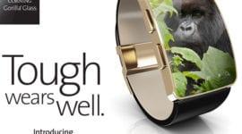 Corning Gorilla Glass SR+ pro hodinky a nositelné příslušenství