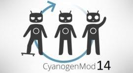 CyanogenMod 14 - práce započaly