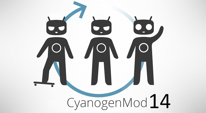 CyanogenMod 14 – práce započaly