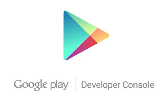 Google Play Developer Console povyšuje na verzi 2.1