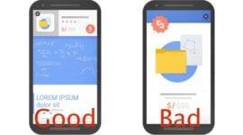 Google bude zohledňovat ve vyhledávání weby bez pop-up oken